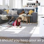 where should i place my Air-Purifier