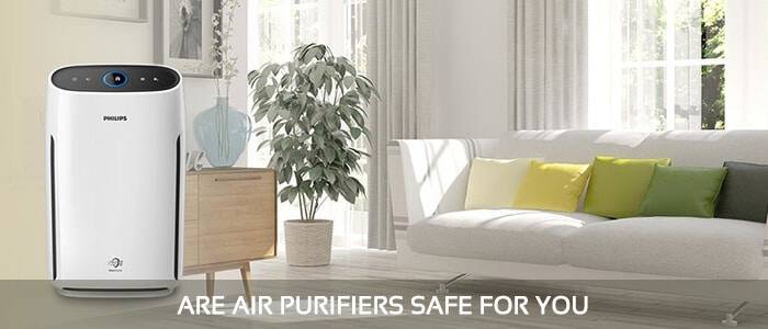 Are air purifiers safe and good for health?