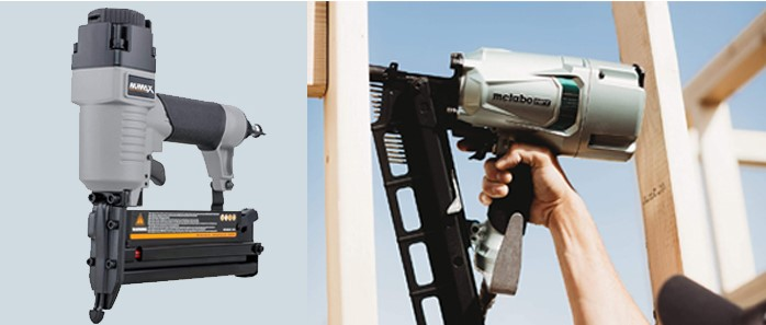 5 Best Nail Gun For Crafts Budget-Friendly & Suit For DIY, Farming, Trim, Wood!