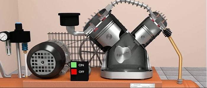How Does a Portable Air Compressor Work| With Diagram & Guide
