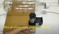 How to Make a Mini Air Compressor