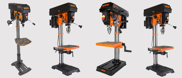 Top 5 Picks for Best Inexpensive Drill Press for Woodworks