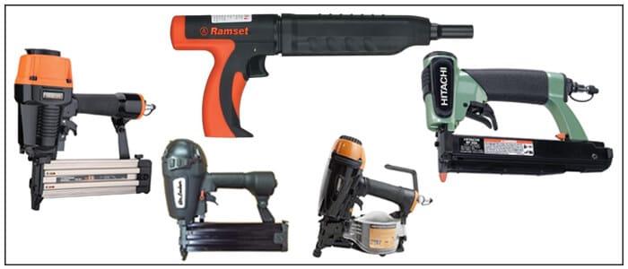 5 Best Nail Gun For Concrete -Corded, Cordless & Budget-Friendly
