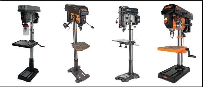 Best floor standing drill press for metal