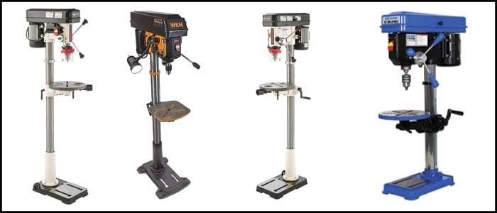Best Floor Drill Press Metal & Wood In 2021